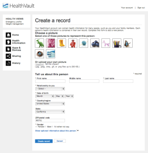 Create_Record_-_HealthVault