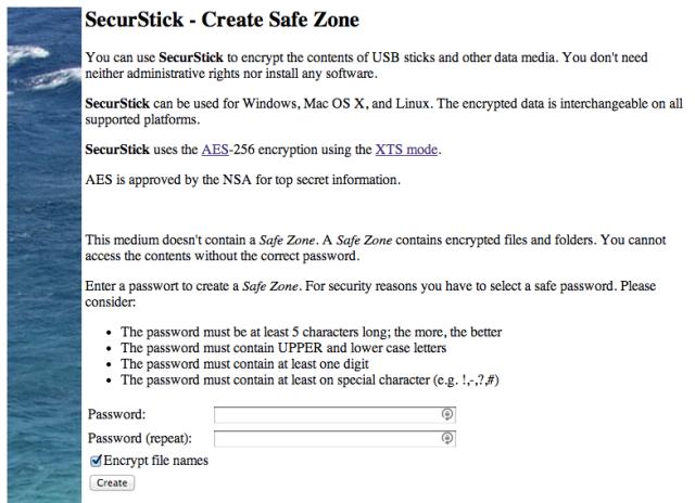 CreateSafeZone